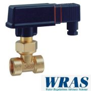 SIKA VHS flow switch, evolved to have a wide temperature, pressure and material choice