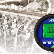 sika digital pressure gauge